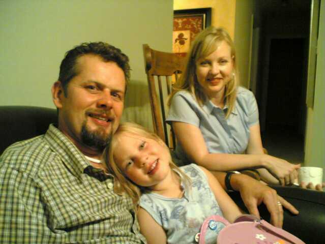 Amanda, Sage and Jerran